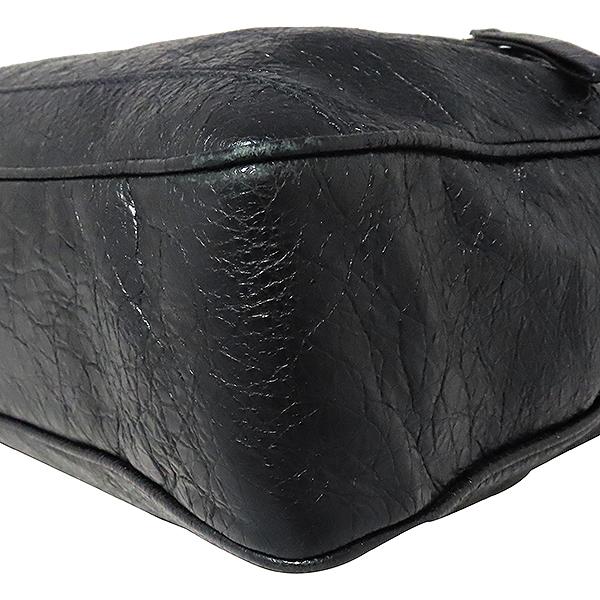 Balenciaga(발렌시아가) 340134 블랙 레더 클래식 브리프케이스 토트백 겸 크로스백 [대전본점] 이미지4 - 고이비토 중고명품
