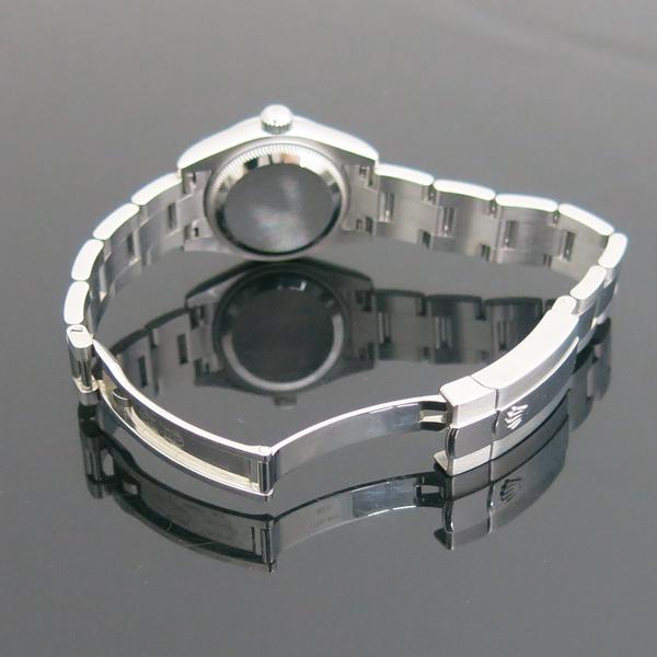 Rolex(로렉스) 179160 DATE JUST(데이저스트) 블랙 다이얼 로만 스틸 여성용 시계 [동대문점] 이미지4 - 고이비토 중고명품