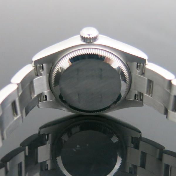 Rolex(로렉스) 179160 DATE JUST(데이저스트) 블랙 다이얼 로만 스틸 여성용 시계 [동대문점] 이미지5 - 고이비토 중고명품