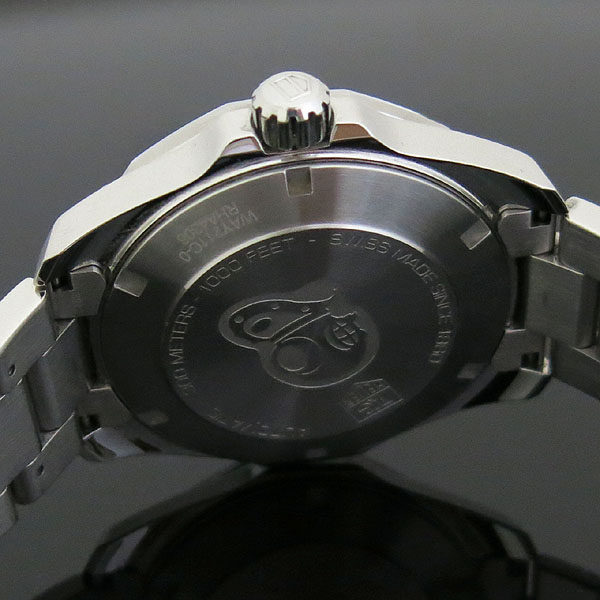 Tag Heuer(태그호이어) WAY211C AQUARACER (아쿠아레이서) CALIBER 5 (칼리버 5) 41MM 오토메틱 스틸 남성용 시계 [대구동성로점] 이미지4 - 고이비토 중고명품