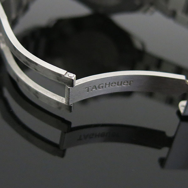 Tag Heuer(태그호이어) WAY211C AQUARACER (아쿠아레이서) CALIBER 5 (칼리버 5) 41MM 오토메틱 스틸 남성용 시계 [대구동성로점] 이미지7 - 고이비토 중고명품
