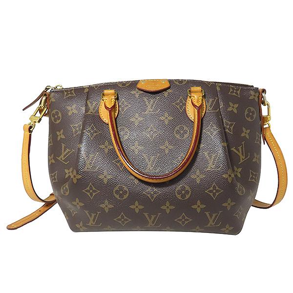 Louis Vuitton(루이비통) M48813 모노그램 캔버스 튀렌느 PM 토트백 + 숄더스트랩 2WAY [대전본점] 이미지2 - 고이비토 중고명품