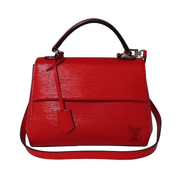 Louis Vuitton(루이비통) M41337 레드 에삐 레더 클루니 BB 토트백 + 숄더스트랩 2WAY [대전본점] 이미지2 - 고이비토 중고명품