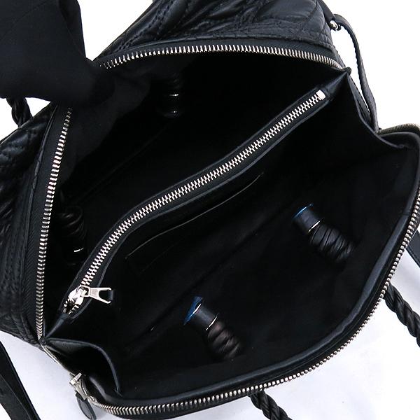 Balenciaga(발렌시아가) 466541 측면 로고 장식 블랭킷 스퀘어 토트백 + 숄더스트랩 [강남본점] 이미지4 - 고이비토 중고명품