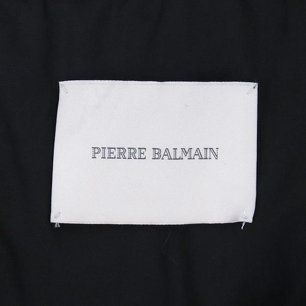Balmain(발망) 네이비 컬러 봄버 집업 자켓 [강남본점] 이미지4 - 고이비토 중고명품