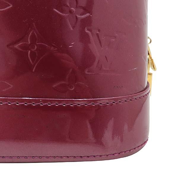 Louis Vuitton(루이비통) M93594 모노그램 베르니 바이올렛 알마 GM 토트백 [인천점] 이미지5 - 고이비토 중고명품