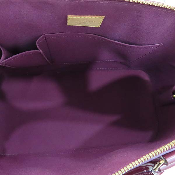Louis Vuitton(루이비통) M93594 모노그램 베르니 바이올렛 알마 GM 토트백 [인천점] 이미지6 - 고이비토 중고명품