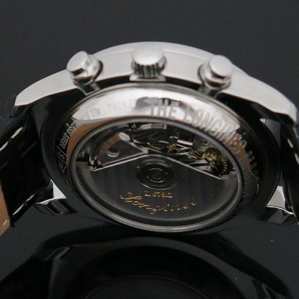 LONGINES(론진) L2 673 4 78 마스터 콜렉션 문페이즈 오토매틱 가죽 밴드 남성용 시계 [대구동성로점] 이미지5 - 고이비토 중고명품