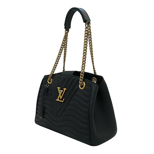Louis Vuitton(루이비통) M51496 블랙 레더 뉴 웨이브 체인 숄더백 [부산센텀본점] 이미지3 - 고이비토 중고명품