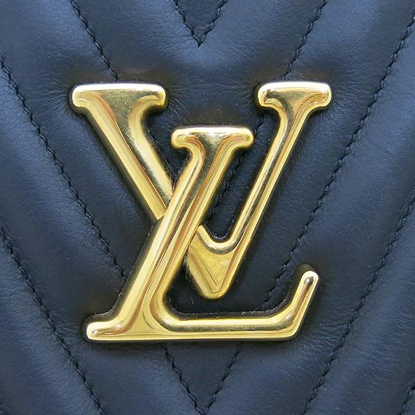 Louis Vuitton(루이비통) M51496 블랙 레더 뉴 웨이브 체인 숄더백 [부산센텀본점] 이미지5 - 고이비토 중고명품