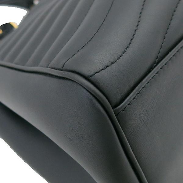 Louis Vuitton(루이비통) M51496 블랙 레더 뉴 웨이브 체인 숄더백 [부산센텀본점] 이미지6 - 고이비토 중고명품