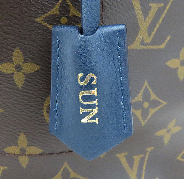 Louis Vuitton(루이비통) N91282 모노그램 캔버스 EX.PY.B (오스트리치,리자드,그로 그랭 레더) 혼방 MAJES(마제스튀) MM 토트백 [부산서면롯데점] 이미지7 - 고이비토 중고명품