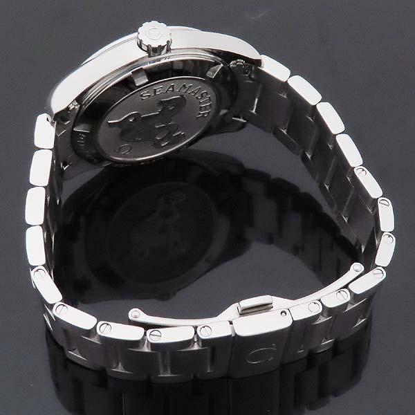 Omega(오메가) 231.10.39.61.02.001 SEAMASTER (시마스터) AQUA TERRA (아쿠아테라) 39MM 스틸 브레이슬릿 남성용 쿼츠 시계 [인천점] 이미지4 - 고이비토 중고명품