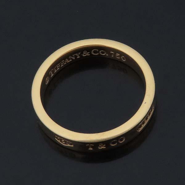 Tiffany(티파니) 18K(750) 옐로우골드 1837 라운드 반지 - 17호 [인천점] 이미지5 - 고이비토 중고명품