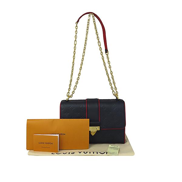 Louis Vuitton(루이비통) M43394 모노그램 앙프렝뜨 생 쉴피스 Marine Rouge 컬러 PM 2WAY [대전본점]