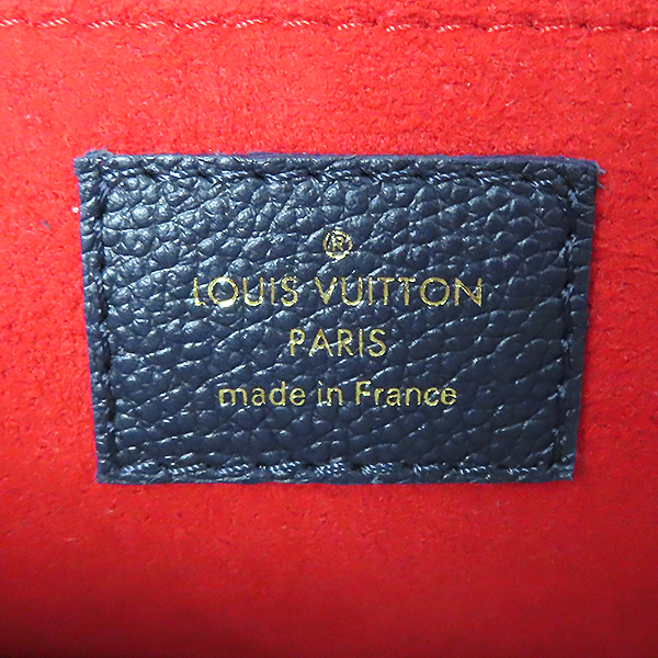 Louis Vuitton(루이비통) M43394 모노그램 앙프렝뜨 생 쉴피스 Marine Rouge 컬러 PM 2WAY [대전본점] 이미지7 - 고이비토 중고명품