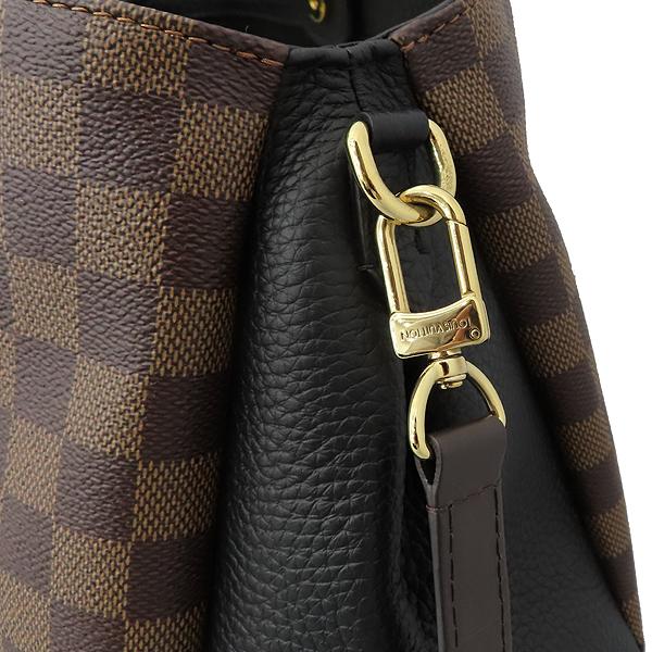 Louis Vuitton(루이비통) N41673 다미에 에벤 토뤼옹 레더 브리타니 토트백 + 숄더 스트랩 [대구황금점] 이미지5 - 고이비토 중고명품