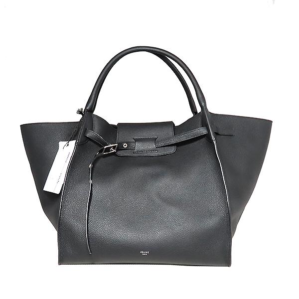 Celine(셀린느) 182863 블랙 컬러 미듐 SAC Big BAG(빅백) 토트백 [대전본점] 이미지2 - 고이비토 중고명품