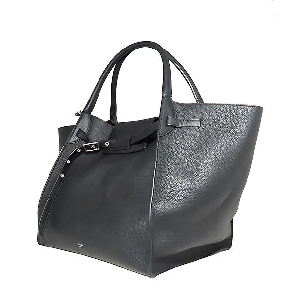 Celine(셀린느) 182863 블랙 컬러 미듐 SAC Big BAG(빅백) 토트백 [대전본점] 이미지3 - 고이비토 중고명품