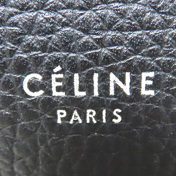 Celine(셀린느) 182863 블랙 컬러 미듐 SAC Big BAG(빅백) 토트백 [대전본점] 이미지6 - 고이비토 중고명품
