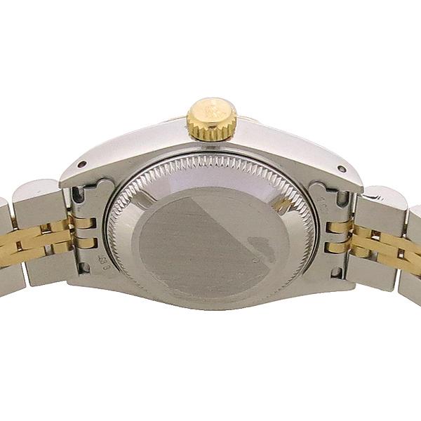 Rolex(로렉스) 69173 18K 콤비 10포인트 다이아 DATE JUST(데이트 저스트) 여성용 시계 [강남본점] 이미지4 - 고이비토 중고명품
