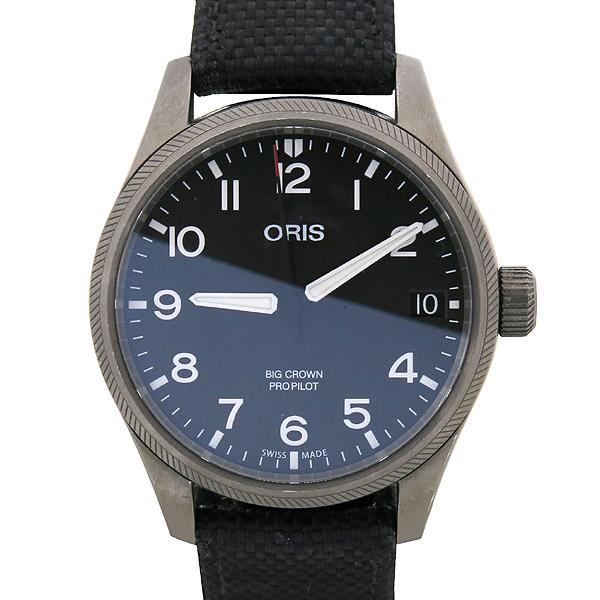 ORIS(오리스) 01 751 7697 4264 빅크라운 프로파일럿 빅데이트 나토밴드 오토매틱 시계 [강남본점] 이미지2 - 고이비토 중고명품