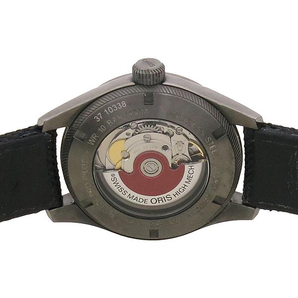 ORIS(오리스) 01 751 7697 4264 빅크라운 프로파일럿 빅데이트 나토밴드 오토매틱 시계 [강남본점] 이미지5 - 고이비토 중고명품