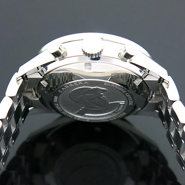 Tag Heuer(태그호이어) CV2014-3 BA0794 CARRERA 까레라(카레라) 레이싱 크로노그래프 오토매틱 스틸 남성용 시계 [부산센텀본점] 이미지5 - 고이비토 중고명품