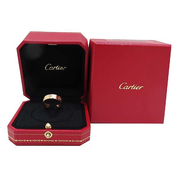 Cartier(까르띠에) B4084654 18K(750) 옐로우골드 러브링 반지 - 14호 [인천점]