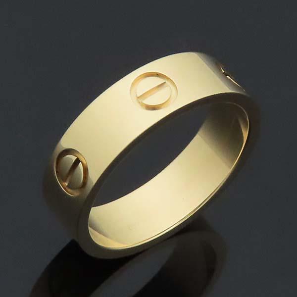 Cartier(까르띠에) B4084654 18K(750) 옐로우골드 러브링 반지 - 14호 [인천점] 이미지4 - 고이비토 중고명품