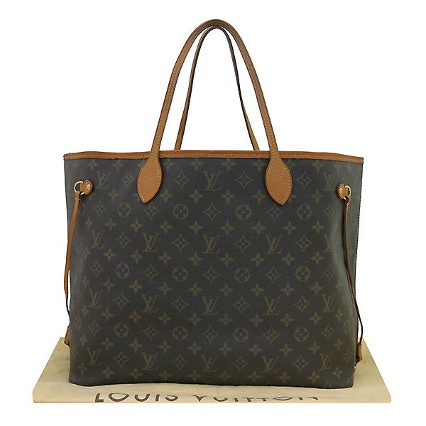 Louis Vuitton(루이비통) M40157 모노그램 캔버스 네버풀 GM 숄더백 [부산센텀본점]