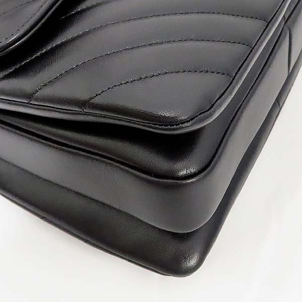 Chanel(샤넬) 19B A69923Y83366 COCO 금장 로고 블랙 쉐브론 램스킨 트랜디 CC백 + 숄더스트랩 (28번 단위) [잠실점] 이미지5 - 고이비토 중고명품