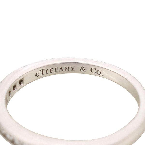Tiffany(티파니) PT950 하프 서클 라운드 17포인트 다이아 셀라브레이션 링 반지 [강남본점] 이미지3 - 고이비토 중고명품