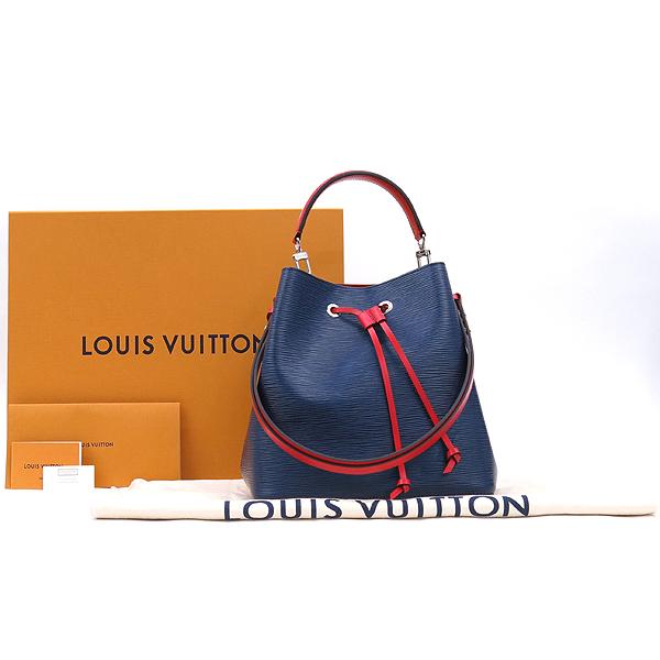 Louis Vuitton(루이비통) M54367 에삐 레더 INDIGO 컬러 네오 노에 버킷백 2WAY [강남본점]