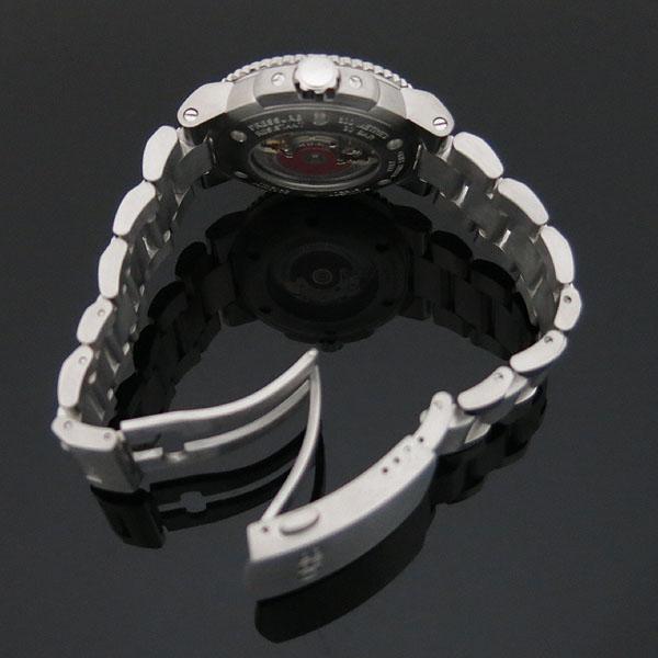 ORIS(오리스) 733 7653 AQUIS(애커스) 오토매틱 시스루백 스틸 밴드 남성용 시계 [대구동성로점] 이미지4 - 고이비토 중고명품