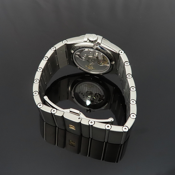 Omega(오메가) 123.10.35.20.02.002 CONSTELLATION (컨스틸레이션) 시스루백 남성용 스틸시계 [대구황금점] 이미지4 - 고이비토 중고명품