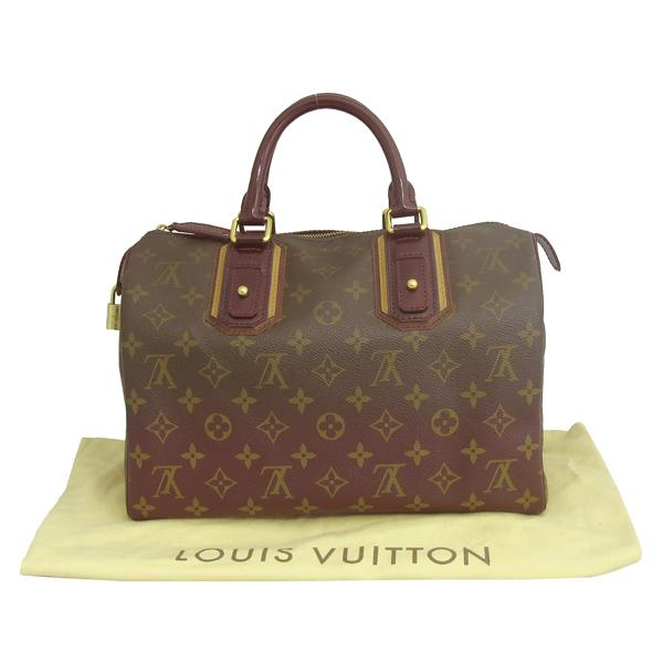 Louis Vuitton(루이비통) M95587 모노그램 한정판 미라지 스피디 30 토트백 [동대문점]
