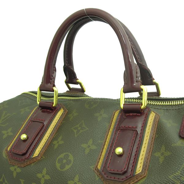 Louis Vuitton(루이비통) M95587 모노그램 한정판 미라지 스피디 30 토트백 [동대문점] 이미지4 - 고이비토 중고명품
