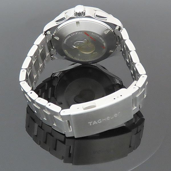 Tag Heuer(태그호이어) CAP2110 BA0833 AQUARACER (아쿠아레이서) 크로노그래프 오토매틱 스틸 남성용 시계 [부산서면롯데점] 이미지6 - 고이비토 중고명품