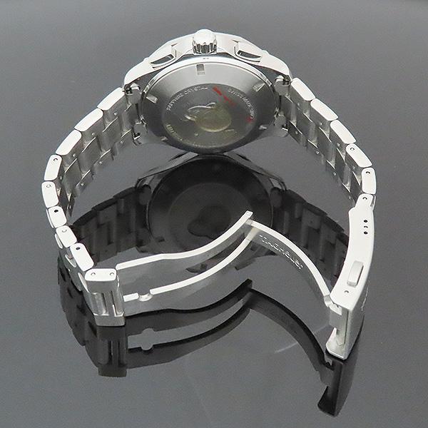 Tag Heuer(태그호이어) CAP2110 BA0833 AQUARACER (아쿠아레이서) 크로노그래프 오토매틱 스틸 남성용 시계 [부산서면롯데점] 이미지7 - 고이비토 중고명품