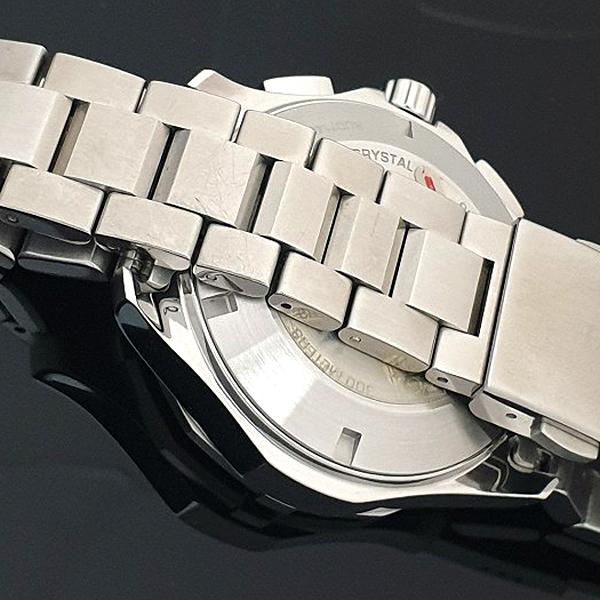 Tag Heuer(태그호이어) CAP2110 BA0833 AQUARACER (아쿠아레이서) 크로노그래프 오토매틱 스틸 남성용 시계 [부산서면롯데점] 이미지4 - 고이비토 중고명품