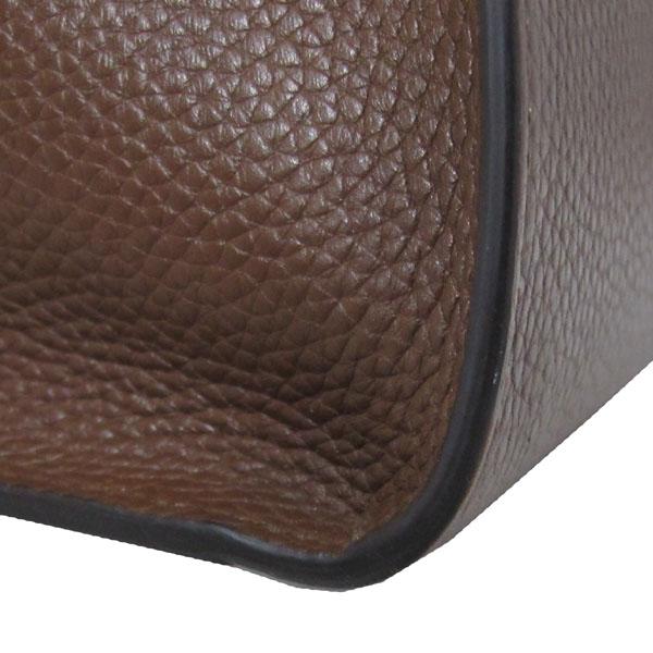 Gucci(구찌) 421890 브라운 레더 GG Marmont(마몬트) 금장 로고 토트백 + 숄더스트랩 2WAY [대구반월당본점] 이미지7 - 고이비토 중고명품
