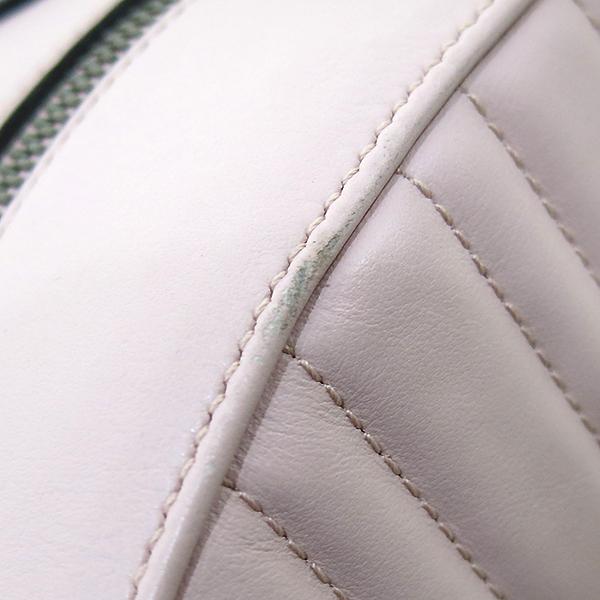 Gucci(구찌) 476671 핑크레더 GG Marmont(마몬트) 마틀라세 백팩 [부산센텀본점] 이미지6 - 고이비토 중고명품