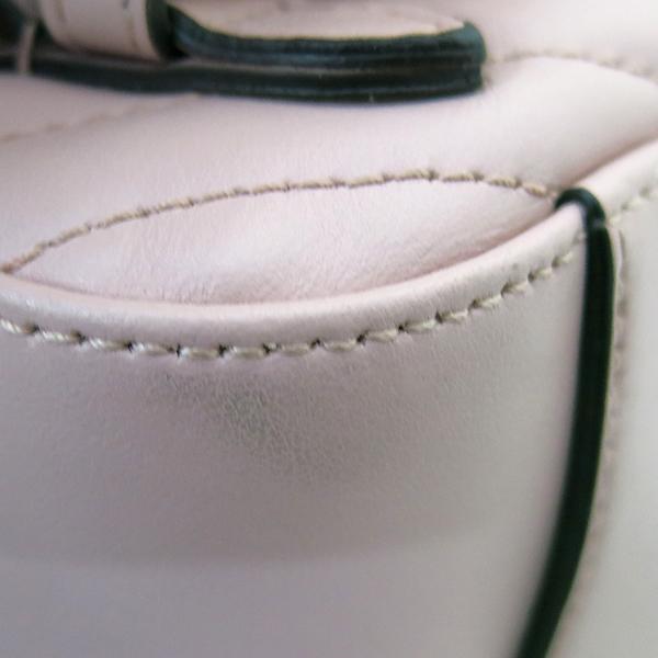 Gucci(구찌) 476671 핑크레더 GG Marmont(마몬트) 마틀라세 백팩 [부산센텀본점] 이미지7 - 고이비토 중고명품