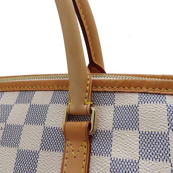 Louis Vuitton(루이비통) N48250 다미에 아주르 캔버스 리비에라 PM 토트백 + 숄더스트랩 2WAY [인천점] 이미지3 - 고이비토 중고명품