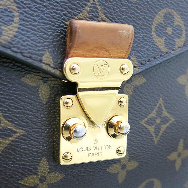 Louis Vuitton(루이비통) M40780 모노그램 캔버스 포쉐트 메티스 토트백 + 숄더 스트랩 [부산센텀본점] 이미지4 - 고이비토 중고명품