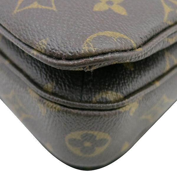 Louis Vuitton(루이비통) M40780 모노그램 캔버스 포쉐트 메티스 토트백 + 숄더 스트랩 [부산센텀본점] 이미지7 - 고이비토 중고명품