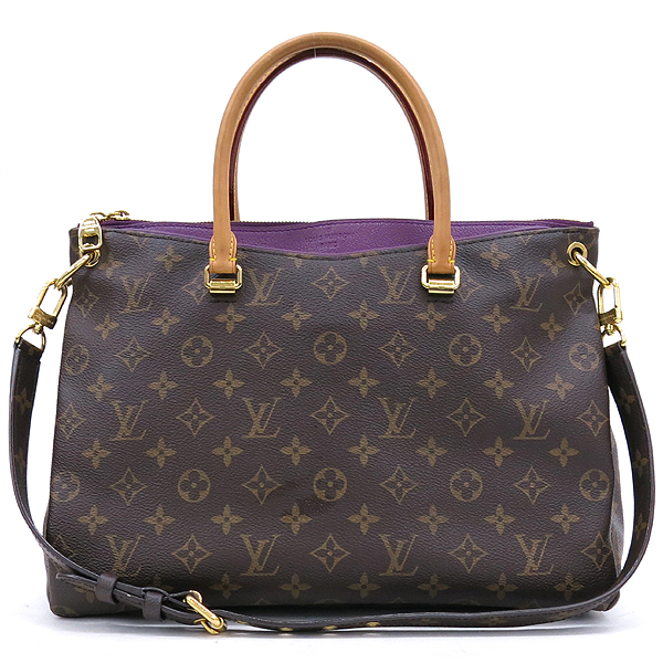 Louis Vuitton(루이비통) M41059 모노그램 캔버스 팔라스 토트백 + 숄더 스트랩 2WAY [강남본점] 이미지2 - 고이비토 중고명품