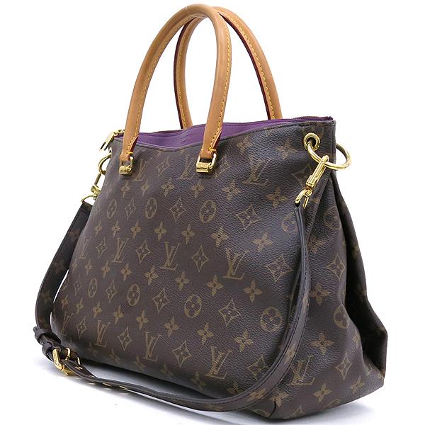 Louis Vuitton(루이비통) M41059 모노그램 캔버스 팔라스 토트백 + 숄더 스트랩 2WAY [강남본점] 이미지3 - 고이비토 중고명품
