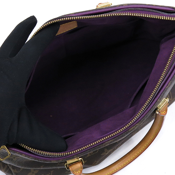 Louis Vuitton(루이비통) M41059 모노그램 캔버스 팔라스 토트백 + 숄더 스트랩 2WAY [강남본점] 이미지5 - 고이비토 중고명품